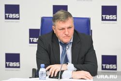 Пресс-конференция в ТАСС-Урал
