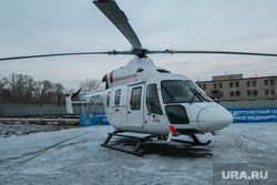 Центр медицины катастроф. Курган, вертолет, санитарная авиация