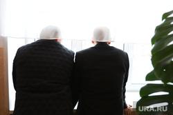 Визит врио губернатора Шумкова Вадима в с. Мальцево. Шадринск, чиновники, осокин владимир, шумков вадим