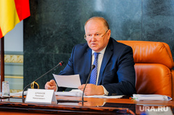 Николай Цуканов провел Совет по социальной политике. Челябинск, цуканов николай
