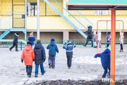 Детский сад Зайка. Тюмень, дети