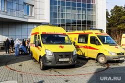 Последствия взрыва кислородной станции в госпитале на базе ГКБ№2. Челябинск, реанимобиль, медицина катастроф, врачи, скорая помощь, эвакуация больных, медики, доктор