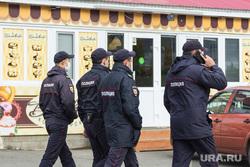 Народный сход против строительства карьера РМК. Аскарово, Башкортостан, полиция