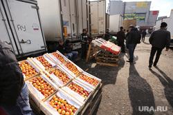 Овощебаза №4. Екатеринбург, овощебаза, фрукты в ящиках, овощи фрукты