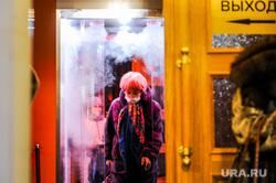 Ирина Текслер на фестивале «Кармен», посвященный 180-летию П.И. Чайковского, спектакль «Пиковая дама». Челябинск, дезинфекция, текслер ирина, дезинфекционная камера, кабина для дезинфекции
