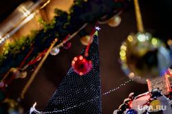Открытие ледового городка на Площади 1905 года. Екатеринбург, рождество, новый год, главная елка, иллюминация