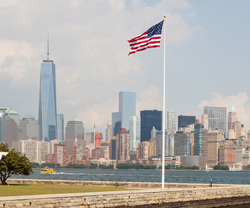 Клипарт depositphotos.com, нью йорк, сша, флаг сша