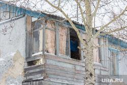 Деревяшки. Нижневартовск, барак, балкон, развалюха