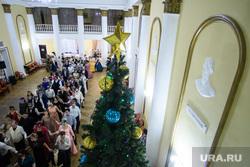 Девятый городской бал-маскарад. Екатеринбург, бал, новогодняя елка, дк виз, новый год, дом культуры верх-исетский, новогодний бал, праздник