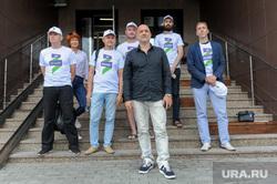 Захар Прилепин на встрече с активистами партии «За правду». Челябинск, прилепин захар, за правду