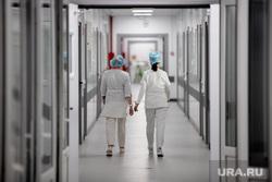 Открытие медцентра для пациентов с COVID-19. Краснотурьинск, Свердловская область, краснотурьинск, больница, медцентр, медицинский центр спасения