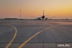 Аэропорт «Курчатов». Челябинск, аэропорт, самолет