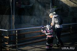Московский зоопарк. Москва, ребенок, вольер, зоопарк, клетка, дети, мама и ребенок