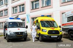 Инспекционная поездка Алексея Текслера в Касли и Озерск. Челябинская область, здравоохранение, скорая помощь, врач, больница, реанимация, доктор, медик