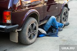 Ремонт автомобиля Нива. Челябинск, авто, ремонт, нива, ваз