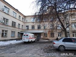 В реанимации Городской больницы Каменска-Уральского умерло 14 пациентов
