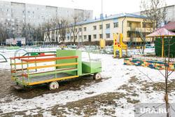 Детский сад Зайка. Тюмень, детский сад, детская площадка