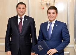 Дмитрий Артюхов, заместитель губернатора ЯНАО, кобылкин дмитрий, артюхов дмитрий