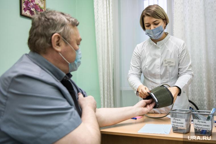Клиническое исследование вакцины против новой коронавирусной инфекции в ГБУЗ СО «Арамильская городская больница». Свердловская область, Арамиль