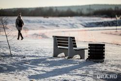 Парк «Преображенский» в районе Академический. Екатеринбург
