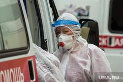 Медицинский клипарт. Магнитогорск, скорая помощь, защитная маска, фельдшер, коронавирус, ковид