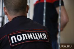 Судебное заседание по уголовному делу коммерческого  директор ООО «Мультипласт» Михаила Третьякова. Курган, осужденный, обвиняемый, полиция, конвоирование осужденного