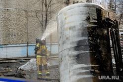 Последствия взрыва кислородной станции в госпитале на базе ГКБ№2. Челябинск, мчс, тушение пожара