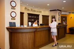 Проект «Люди Екатеринбурга» - Отельеры, ресепшн, отель вознесенский, ижболдина ольга