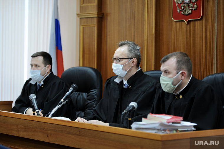 Суд тефтелев. Челябинск