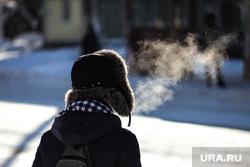 Клипарт по теме Морозы. Курган, холод, зима, мороз