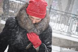 Виды Екатеринбурга необр, снег, непогода, снегопад, ветер