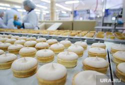 Производство мороженого на Хладокомбинате №3. Екатеринбург, конвейер, пломбир, сладость, мороженое