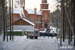 Штурм Среднеуральского женского монастыря. Екатеринбург