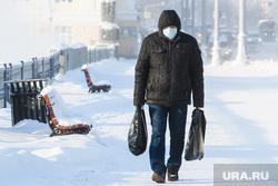 Морозы в Екатеринбурге, грипп, болезнь, орви, мороз, холод, холодная погода