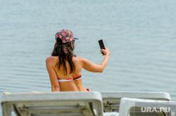 Частный пляж «Западный». Челябинск, лето, селфи, пляж, отдых, пляжный сезон