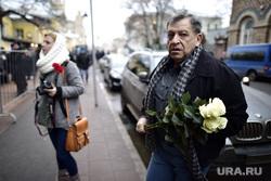 Прощание с режиссером Эльдаром Рязановым в ЦДЛ. Москва. , грачевский борис