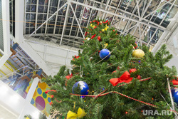 Клипарт. Магнитогорск, елка, торговый центр, новый год