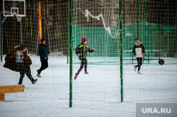 Парк «Зеленая роща». Екатеринбург, футбол, зима, зеленая роща, парк, виды екатеринбург