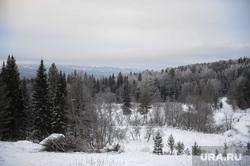 Лосиная ферма «Дом лося Сохатка». Национальный парк Зюраткуль, зимний пейзаж, горы, хребет нургуш, нургуш, тайга