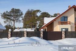 Дом Алексея Кочнева в поселке Кунгурка, Свердловская область, коттедж, дача, загородный дом, частный дом