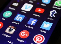 Открытая лицензия от 10.08.2016. , социальные сети, facebook, фейсбук, твиттер, twitter, мобильные приложения, instagram, Linkedln