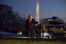 Клипарт The White House, вертолет, трамп дональд