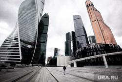 Москва во время объявленного режима самоизоляции. Москва, москва-сити, москва