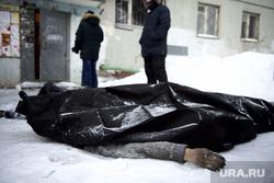 Последствия пожара в девятиэтажном жилом доме на улице Рассветная. Екатеринбург