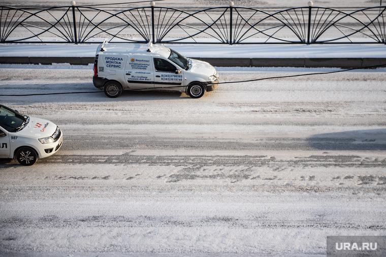 Дороги Екатеринбурга