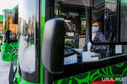 Презентация новых автобусов на газомоторном топливе. Челябинск, автобус, городской транспорт, разумова Маргарита
