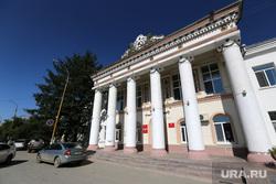 поселок Белоярский, администрация белоярки