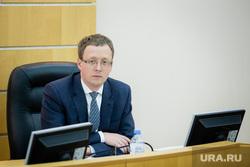 Депутатские слушания в Думе города. Сургут, кириленко артем