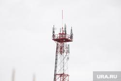 Клипарт. Сургут, вышка сотовой связи, 5G