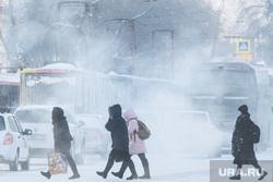 Морозы в Екатеринбурге, пробка, трамвай, мороз, холод, транспортная реформа, холодная погода